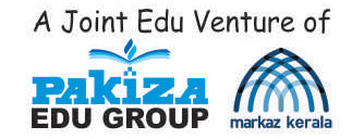 Joint Venture of Pakiza EDU group, Indore and Markaz, Kerela